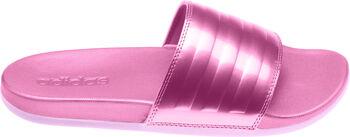 adidas adilette Comfort Badslippers Dames Grijs