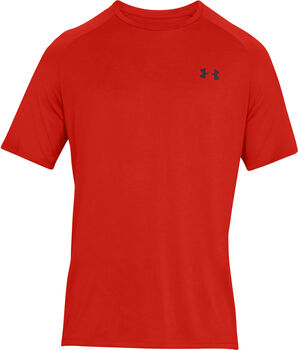 Under Armour Tech shirt Heren Rood