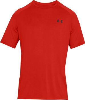 Under Armour Tech shirt Heren Rood