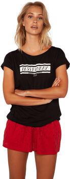Protest Talley shirt Dames Zwart