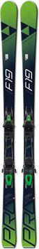 Fischer Progressor F19 TI ski's Heren Groen