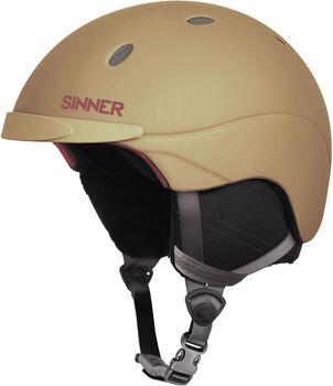 Sinner Titan skihelm Bruin