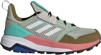 adidas Terrex Trailmaker Blue Hiking Schoenen Dames Groen