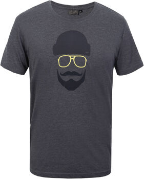 Icepeak Aledo t-shirt Heren Grijs