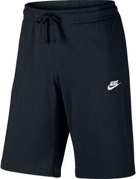 Nike Sportswear Jersey Club shirt Heren Zwart