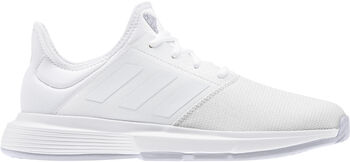 ADIDAS GameCourt tennisschoenen Dames Wit