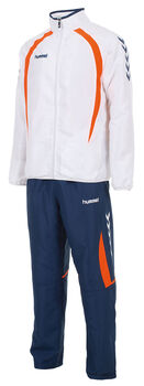 Hummel Hml Team Micro Suit Unisex Heren Wit