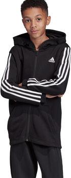 adidas Must Haves 3-Stripes kids jack Jongens Zwart