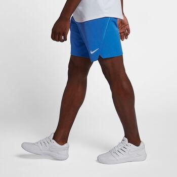 Nike Court Flex Ace short Heren Blauw