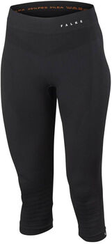 Falke Underwear 3/4 tight Dames Zwart