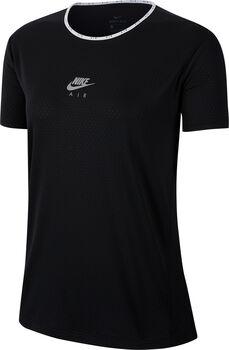 Nike Air Running shirt Dames Zwart