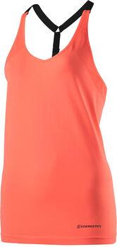 ENERGETICS Omarlena shirt Dames Oranje