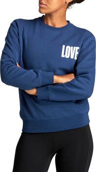 Björn Borg Maria Crew sweater Dames Blauw