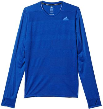 ADIDAS Supernova shirt Heren Blauw