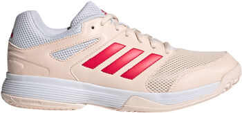 adidas Speedcourt volleybalschoenen Dames Rood