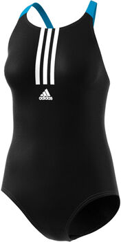 adidas Fitness kids badpak Meisjes Zwart