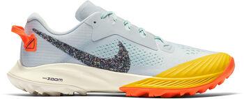 Nike Air Zoom Terra Kiger 6 hardloopschoenen Dames Grijs