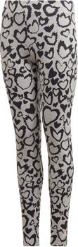 adidas Must Haves Graphic kids legging  Meisjes Grijs
