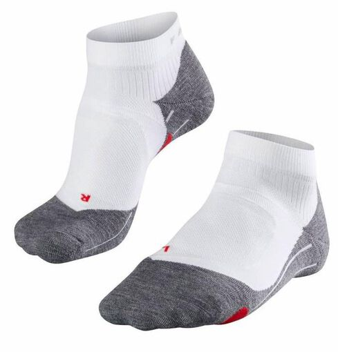 Falke - RU4 Cushion Short Women runningsokken - Dames - Sokken - Wit - 41-42