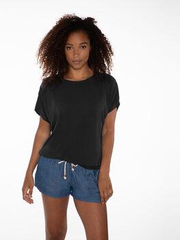 Protest Explore shirt Dames Zwart
