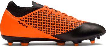Puma Future 2.4 FG/AG voetbalschoenen Zwart