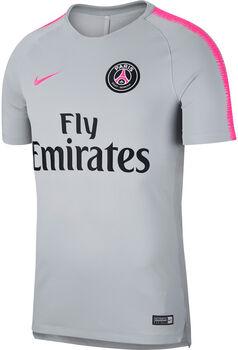 Nike Breathe Paris Saint-Germain Squad shirt Heren Zwart