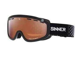 Sinner Visor III OTG skibril Zwart