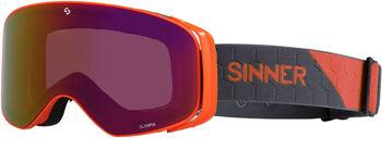 Sinner Olympia skibril Oranje