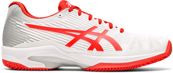 ASICS Solution Speed FF Clay tennisschoenen Dames Wit