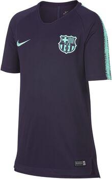 Nike Breathe FC Barcelona Squad shirt Jongens Paars