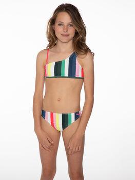 Protest Rachel kids bikini Meisjes Zwart