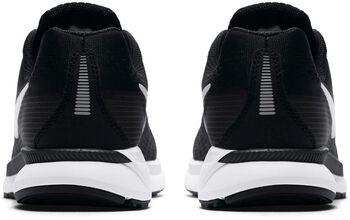 Nike Air Zoom Pegasus 34 jr hardloopschoenen Zwart
