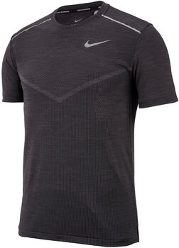 Nike Techknit CL Ultra shirt Heren Zwart