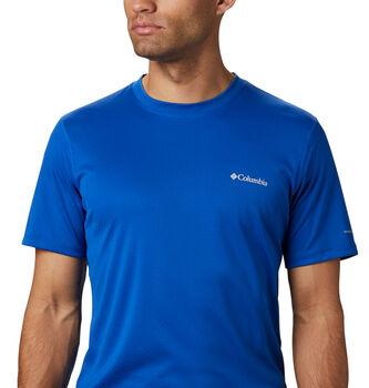 Columbia Zero Rules t-shirt Heren Blauw