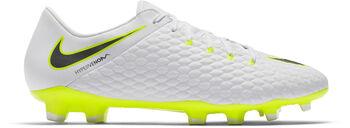 Nike Phantom 3 Academy FG voetbalschoenen Wit