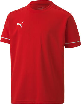 Puma Teamgoal Training kids shirt  Jongens Rood