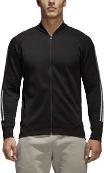 Adidas ID Knit Bomber jack Heren Zwart