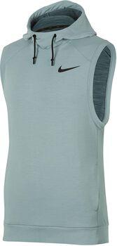 Nike Dry Training hoodie Heren Zwart