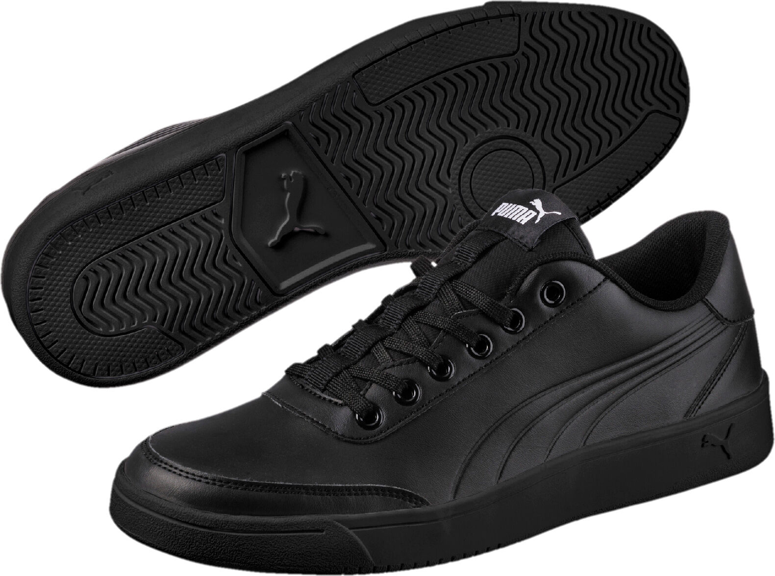 Puma · Court Breaker L Mono sneakers Heren