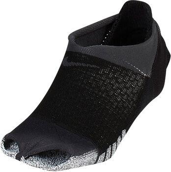 Nike Studio Toeless Footie sokken Dames Zwart