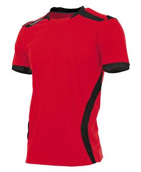 Hummel Club Shirt Ss Heren Rood