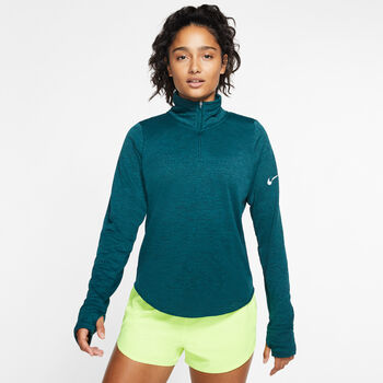 Nike Sphere Element longsleeve Dames Groen