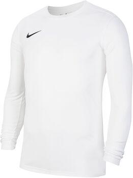 Nike Dri-FIT Park VII kids longsleeve voetbalshirt Jongens Wit