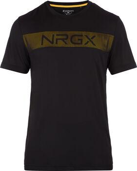 ENERGETICS Mirgo shirt Heren Zwart