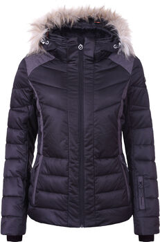 Icepeak Cindy ski-jas Dames Zwart