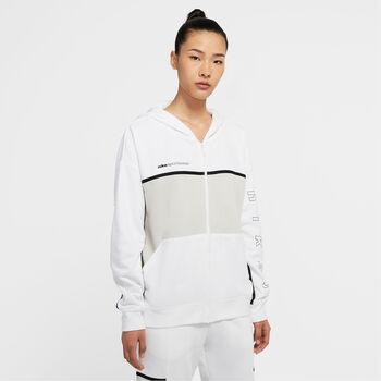 Nike Sportswear hoodie Dames Wit