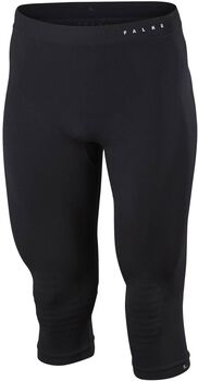 Falke Skiing Men 3/4 tight Heren Zwart