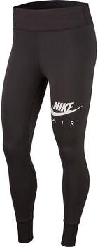 Nike Fast Crop Air tight Dames Zwart