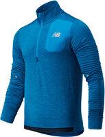 Impact Run Grip Back Half Zip Longsleeve shirt