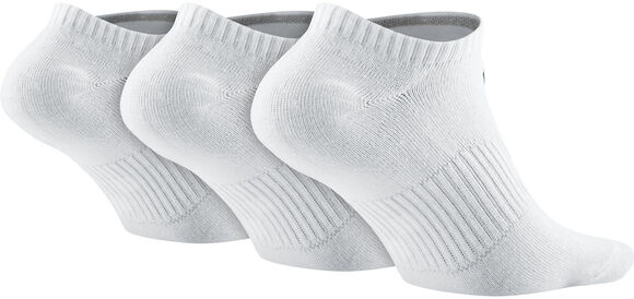 Lightweight No Show sokken (3-pak)